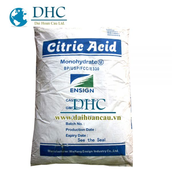 Citric acid Weifeng Dai Hoan Cau