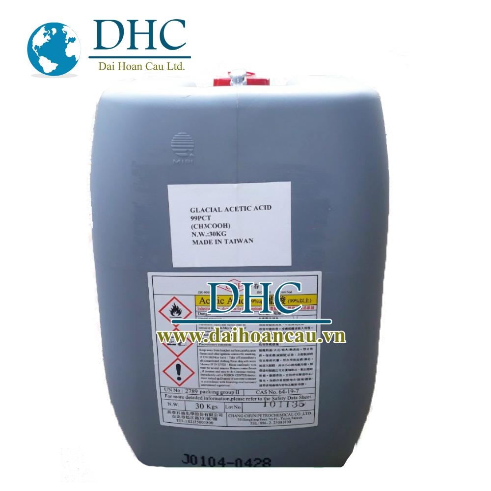 Acetic acid Đài Loan